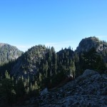 Mt. Elsay and Runner Peak