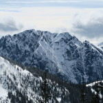 Mt. Brice North Face
